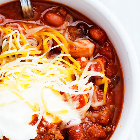 Big Texas Chili