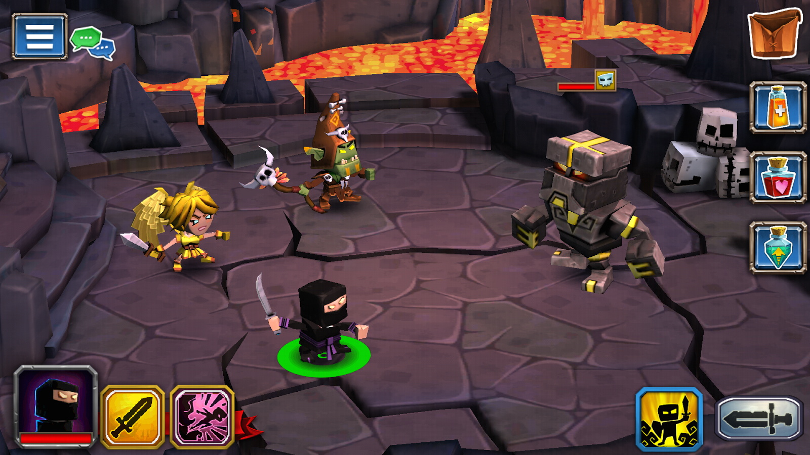 Dungeon Boss Screenshot 5