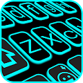 Neon Emoji keyboard - FancyKey 1.2 icon