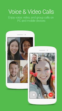 LINE: Free Calls & Messages APK screenshot thumbnail 2