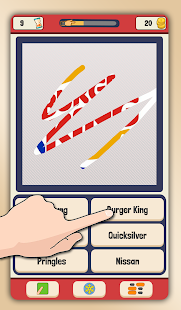 Game Scratch That Logo Quiz APK for Kindle