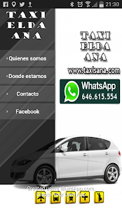 Taxi Elda Ana - screenshot