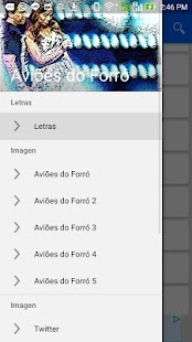 Musica de Aviões do Forró - screenshot