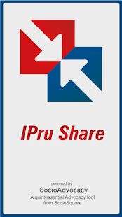 IPru Share - screenshot