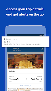 Expedia Hotel Og Flybilletter APK screenshot thumbnail 6