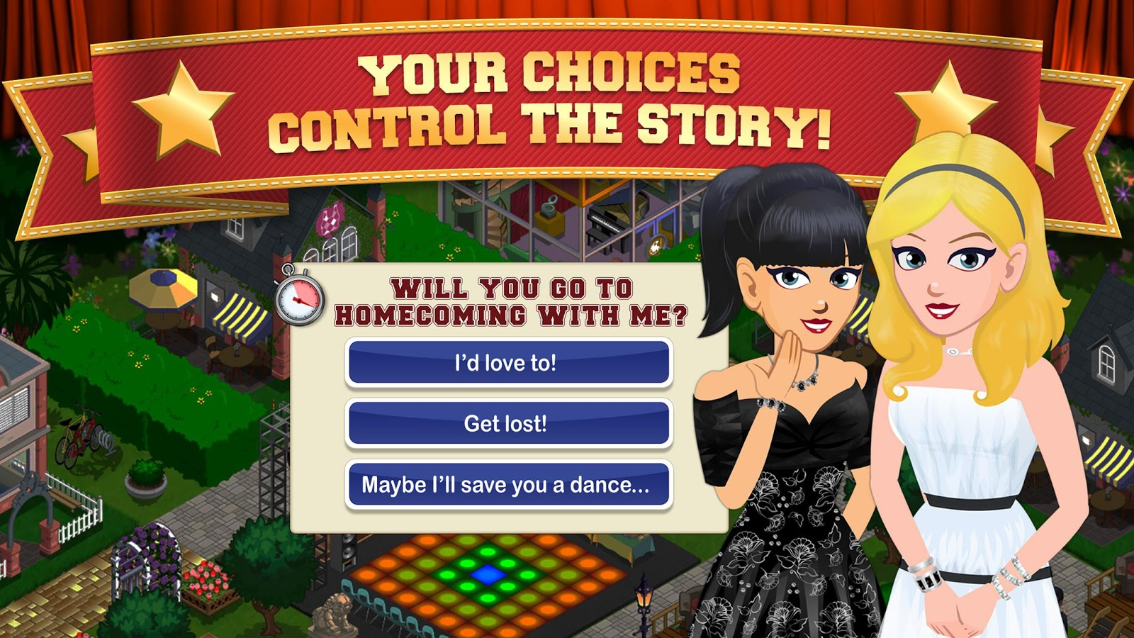 High School Story Screenshot 3