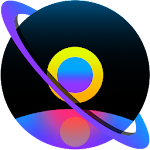 Planet O - Icon Pack Icon