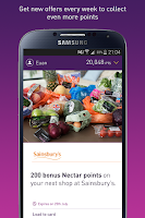 Screenshot of Nectar - Offers and Rewards