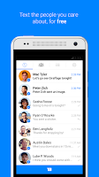 Screenshot of Messenger