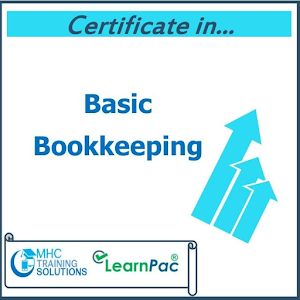 Certificate in-Basic Bookkeeping - Online Training Course