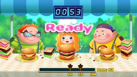 Burger Shop - Kids Cooking 이미지[2]