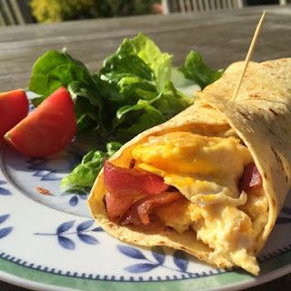 Bacon Corn Tortilla Egg Recipes