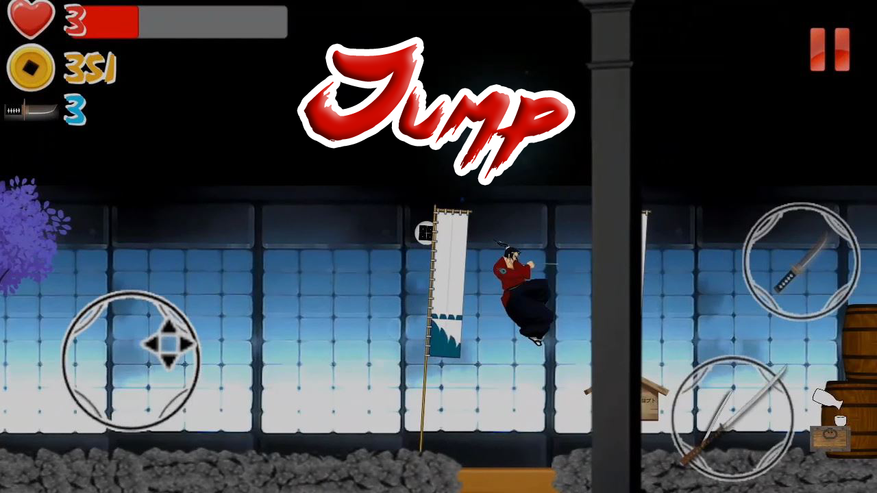 Samurai Ninja Fighter Screenshot 9