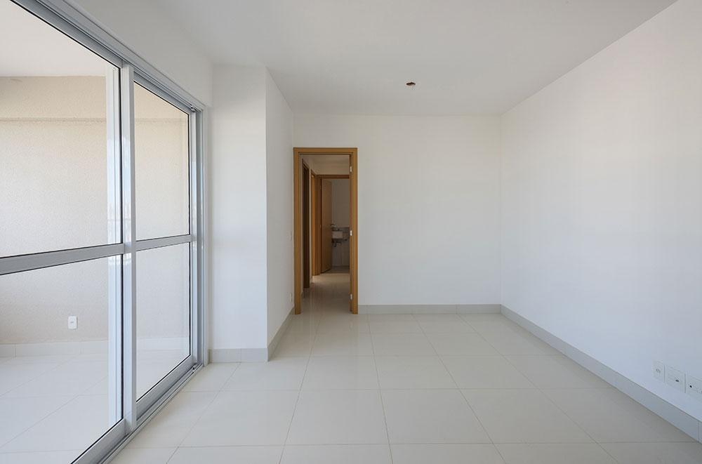 Apartamento 3 quartos com suíte e varanda, Perfetto, Prado, ...