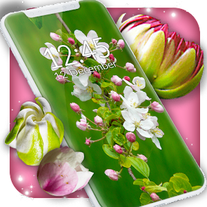 3D Blossoms Live Wallpaper Icon