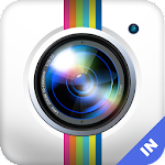 In Timestamp Camera Free Icon