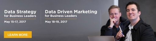 Berkeley Data Strategy and Data Driven Marketing Courses for Business Leaders, May