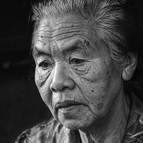 by Van Condix - Black & White Portraits & People
