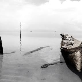 Park by Ronny Buol - Transportation Boats ( boat, ronny buol )