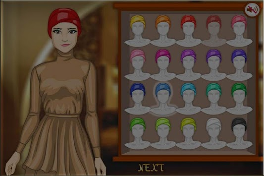 Muslims fashion dress up games for girls