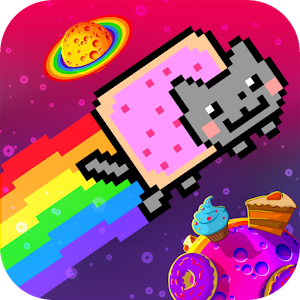 Nyan Cat: The Space Journey Online PC (Windows / MAC)