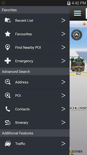 BringGo Western Europe - screenshot