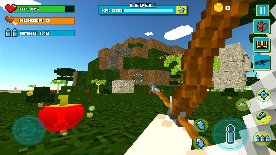 Survival Games Block Island Screenshot 0