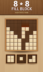 Puzzle Block Wood - Wooden Block & Puzzle Game for pc