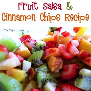 Strawberry Pineapple Kiwi Salsa Recipes
