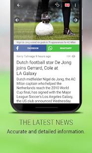 BeSoccer - Soccer Live Score APK for Blackberry