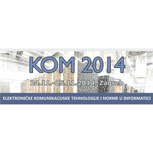 Android aplikacija KOM 2014 conference na Android Srbija