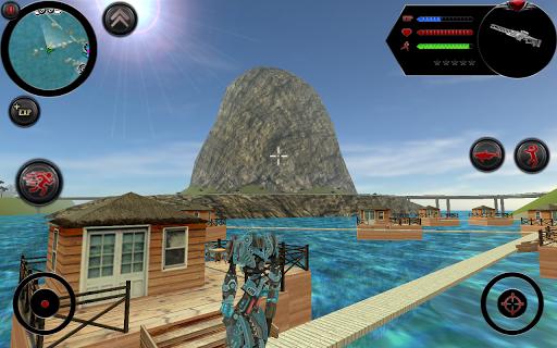 Robot Shark For PC