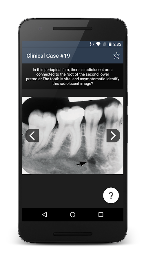 Oral Radiology Screenshot 1