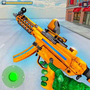 Counter Terrorist Robot Shooting Game: fps shooter For PC / Windows 7/8/10 / Mac – Free Download