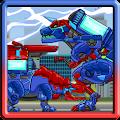 Dino Robot - Tyrano + Tricera2 APK for Nokia