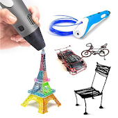 App 3D Printing Pen Art APK for Windows Phone