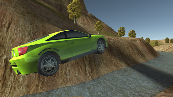 Fast Racing Car Driving 3D - screenshot
