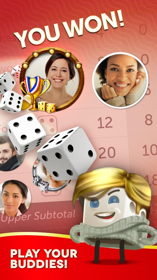 YAHTZEE® With Buddies - Dice! Screenshot 1