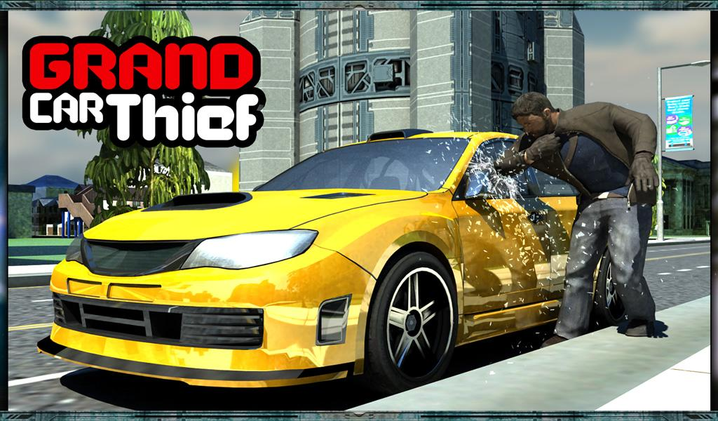 Grand Car Chase Auto Theft 3D Screenshot 16