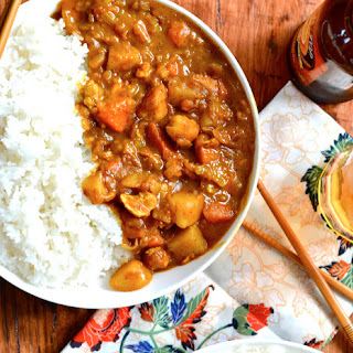 Japanese Curry Healthy Recipes