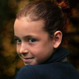 Morgan by Sandy Considine - Babies & Children Child Portraits ( girl child, brown eyes, brown hair )