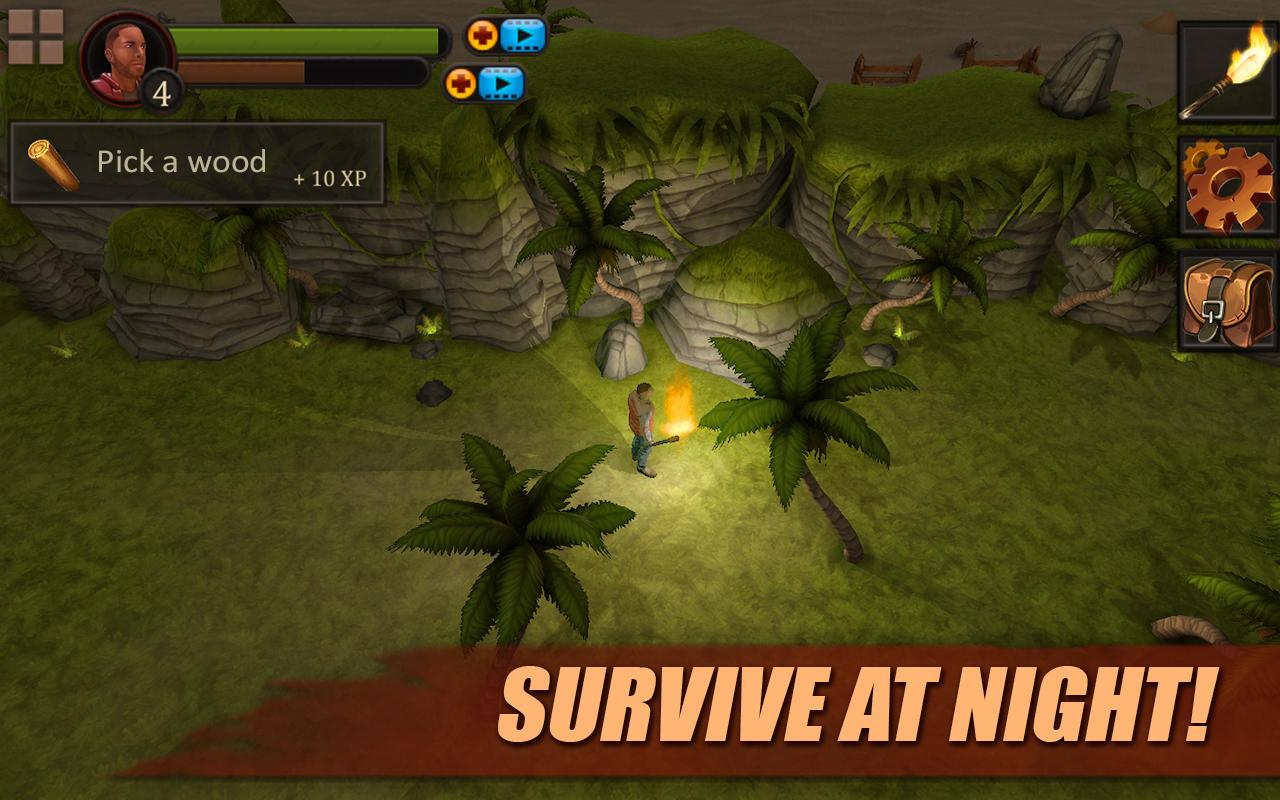 Survival Game: Lost Island PRO Screenshot 12