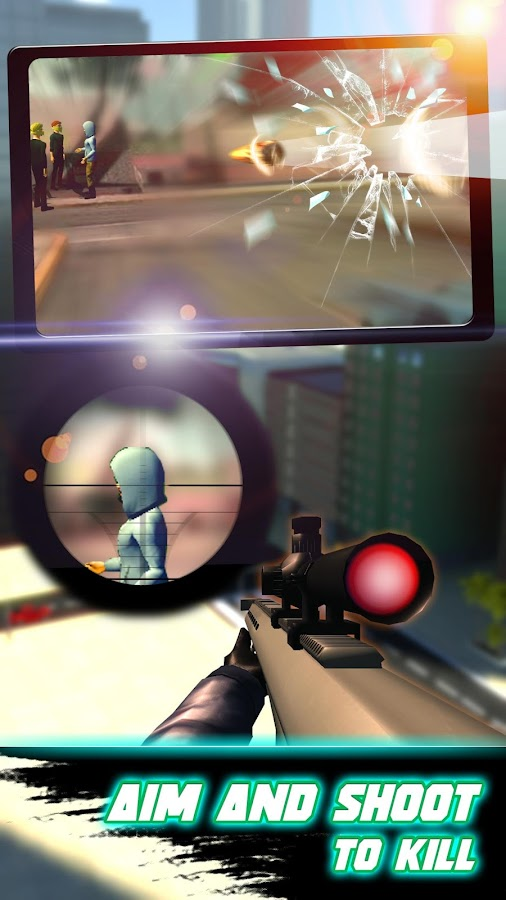 Sniper 3D Silent Assassin Fury Screenshot 1