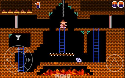 Montezumas Revenge! - screenshot
