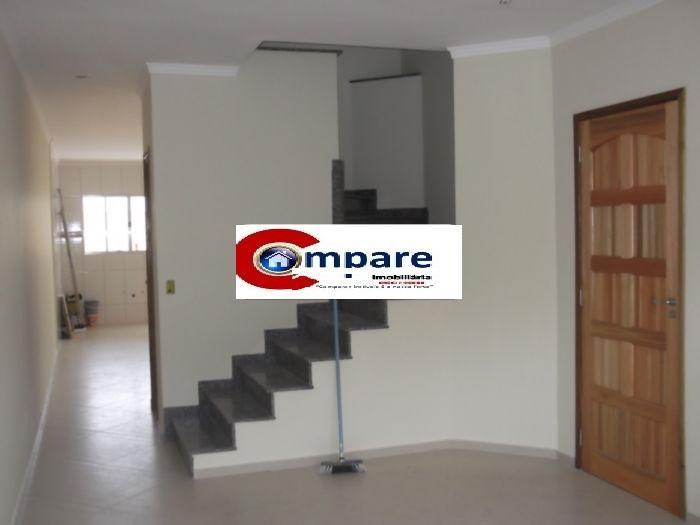 Casa 3 Dorm, Parque Continental Ii, Guarulhos (SO1317)