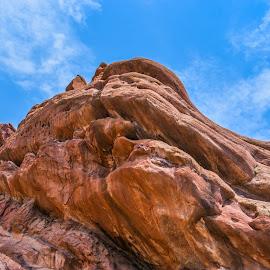 Red Rocks Colorado by Joe Machuta - Landscapes Mountains & Hills