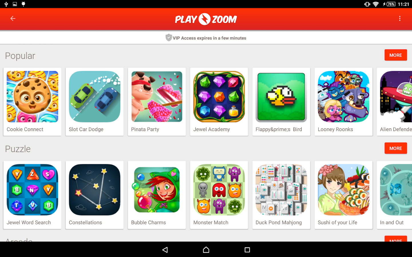 Playzoom Screenshot 5