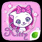 Kitty GO Keyboard Theme Icon