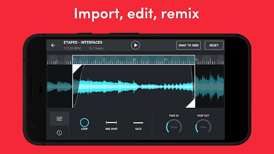 Remixlive - Remix & sample music