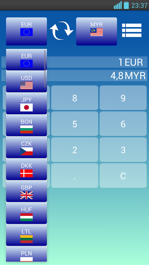 Currency Converter Premium Screenshot 1